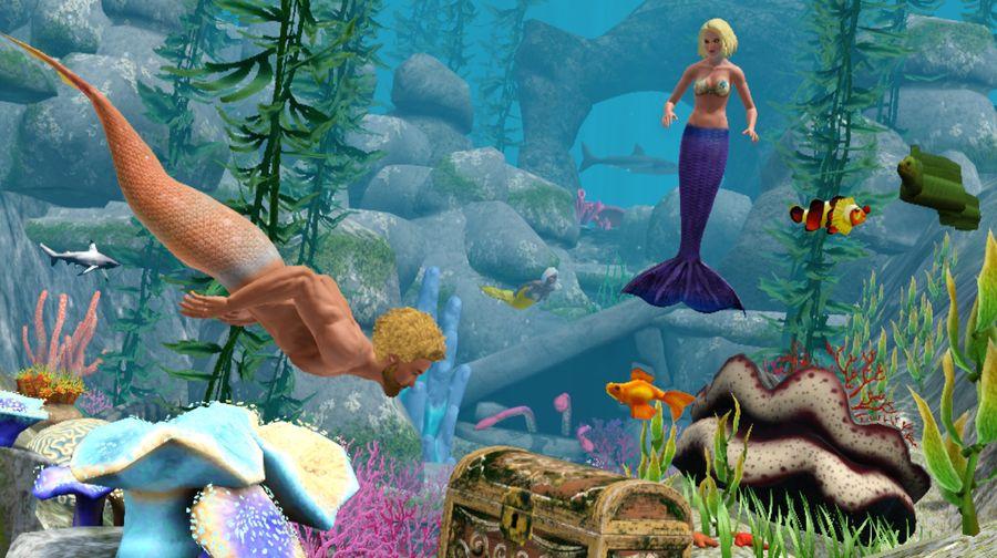 симс 3 райские острова картинки