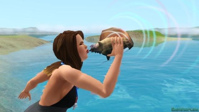 Симс 3 райские острова: картинки из игры | Скриншот 12