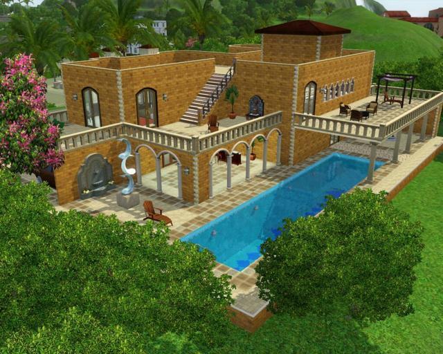 Симс 3 райские острова: картинки из игры | Скриншот 20