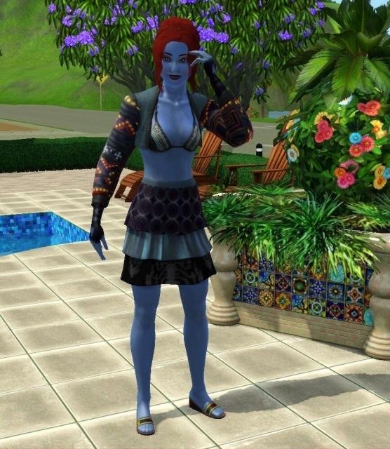 Симс 3 райские острова: картинки из игры | Скриншот 18