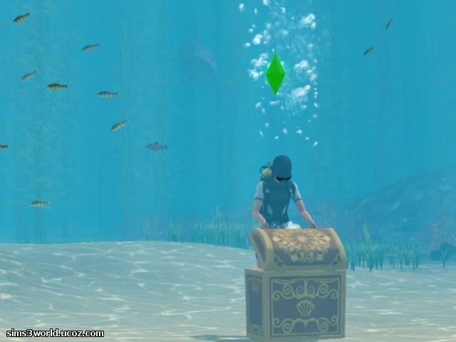 Симс 3 райские острова: картинки из игры | Скриншот 17