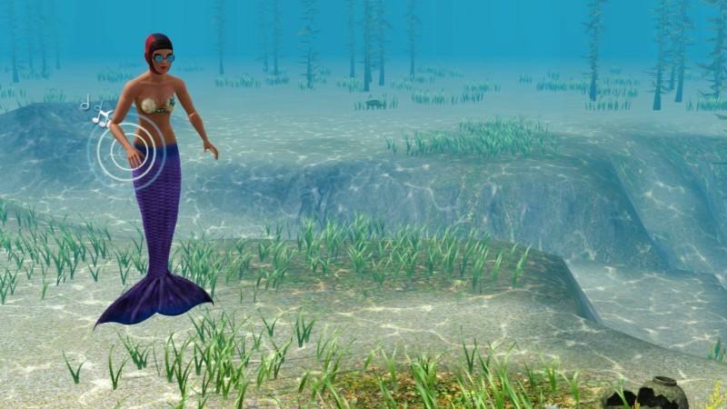 Симс 3 райские острова: картинки из игры | Скриншот 16