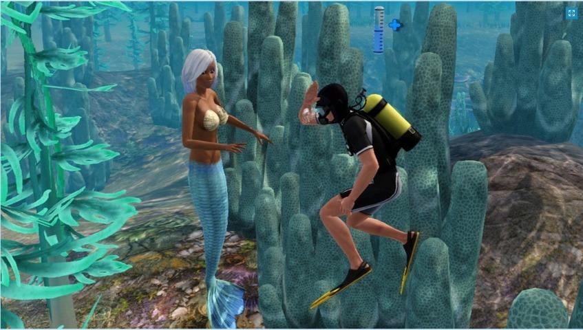 Симс 3 райские острова: картинки из игры | Скриншот 15