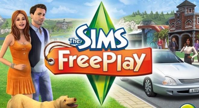 Sims Freeplay для андроид