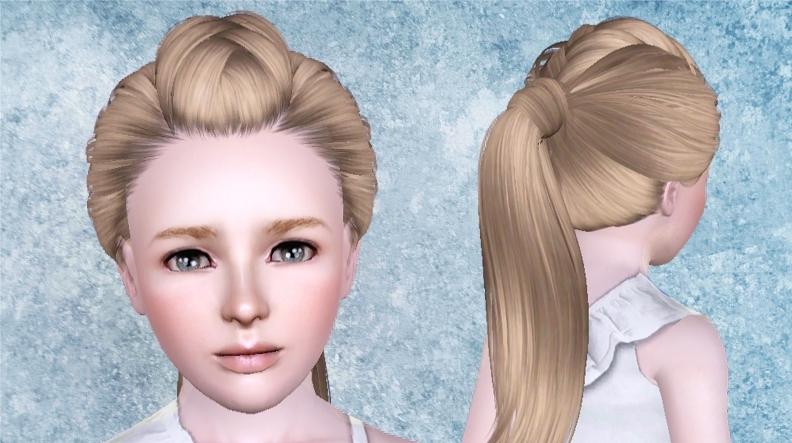Причёски для симов для The Sims 3 Скачать бесплатно