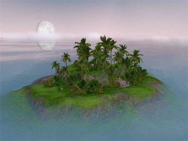 Остров Кристалл