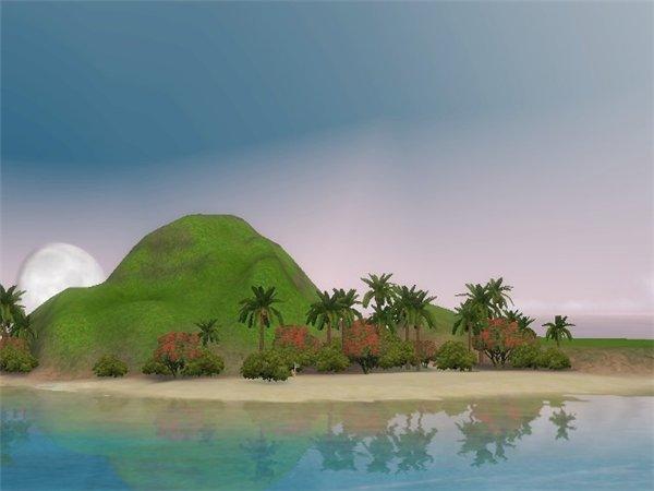 Остров Риф