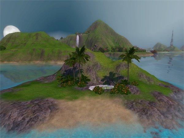 Остров Берилловые отмели