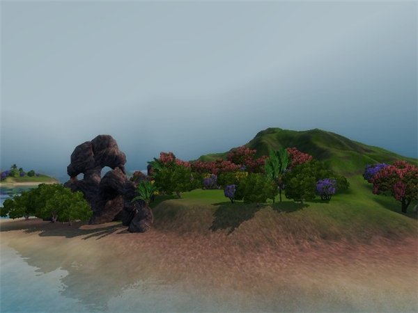 Остров тайна русалки