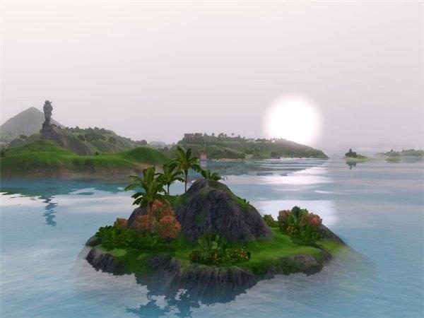 Остров Пещера Грабителя