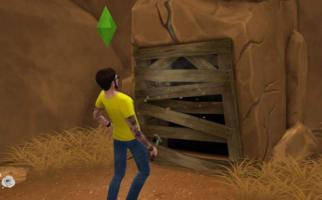 Секретные места в Симс 4 | Скриншот 34