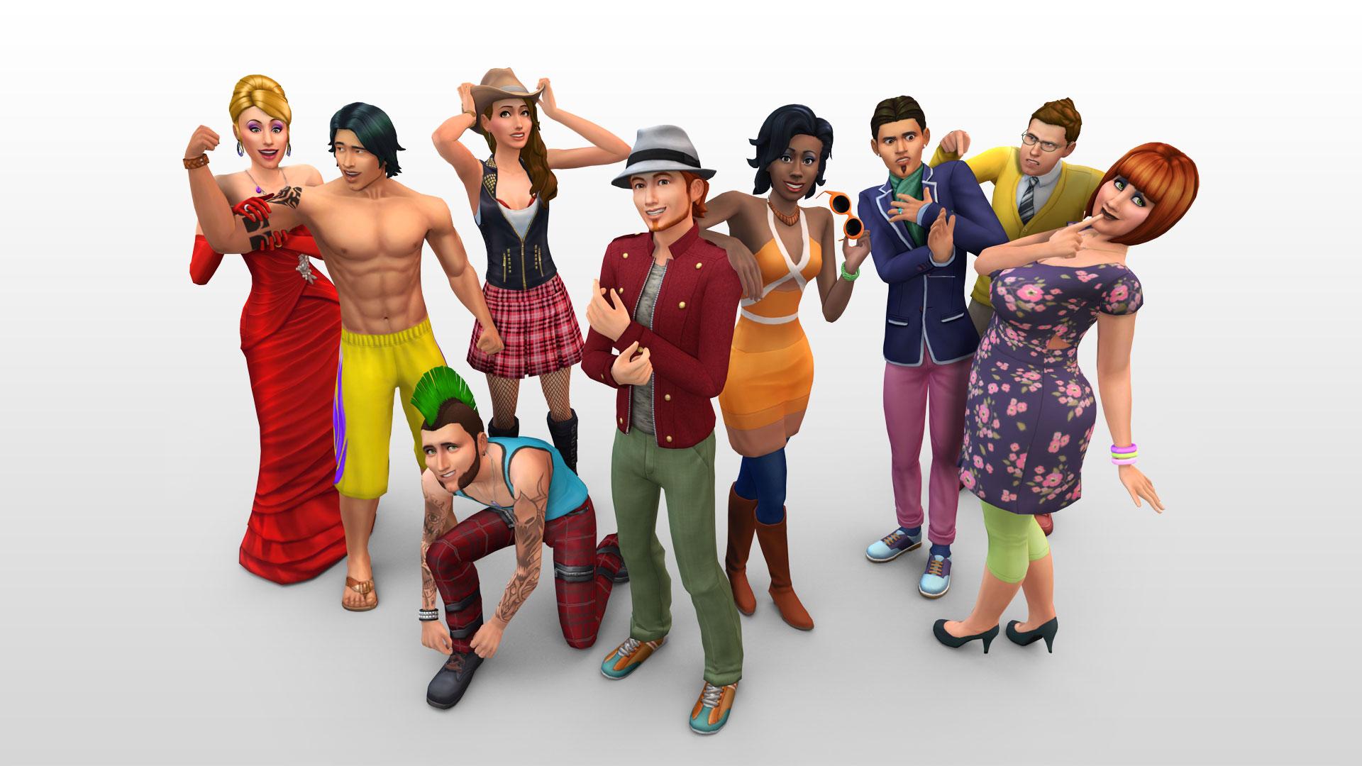 Не могу вызвать строку ввода (консоль) кодов в Sims 4 на Mac - The