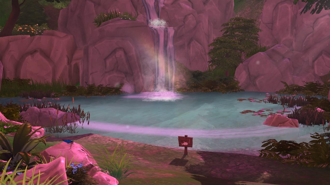 Секретные места в Симс 4 | Скриншот 31