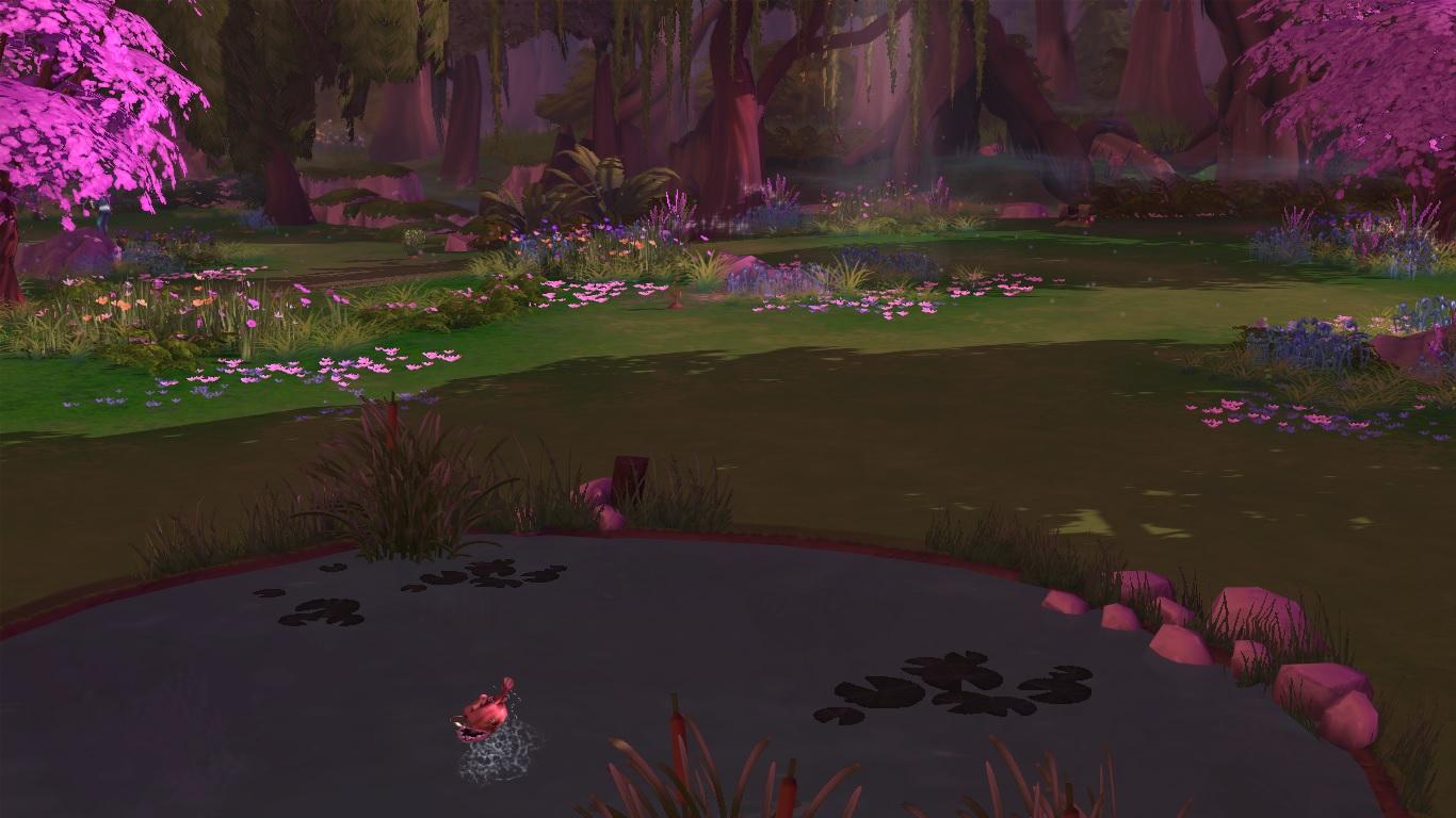 Секретные места в Симс 4 | Скриншот 32