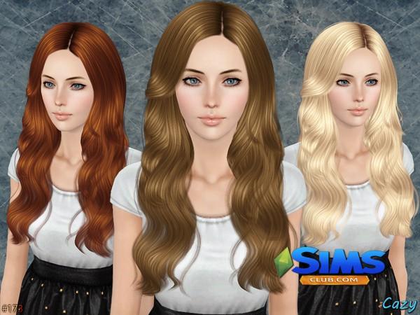 Как создать свои причёски в симс 3