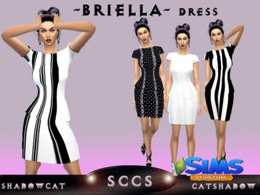 Briella dress