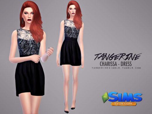Charissa - Dress