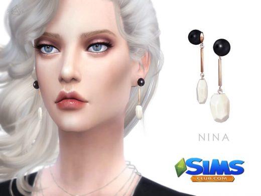 Earrings NINA