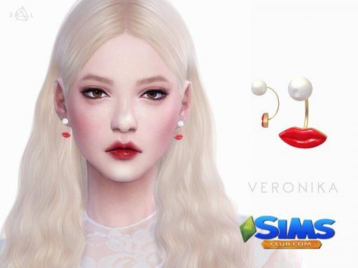 Earrings VERONIKA