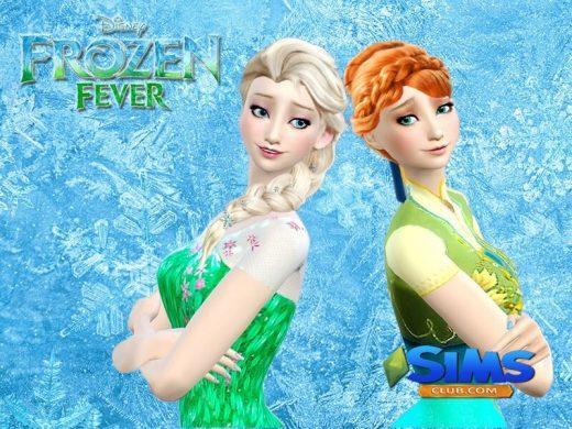 Frozen Fever Set