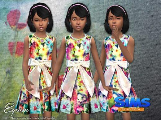 Garten Party Dress