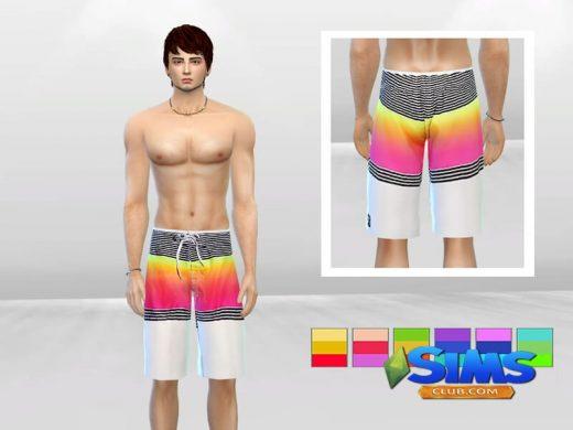 Isla Grande Board Shorts