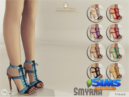 Madlen Smyrna Shoes