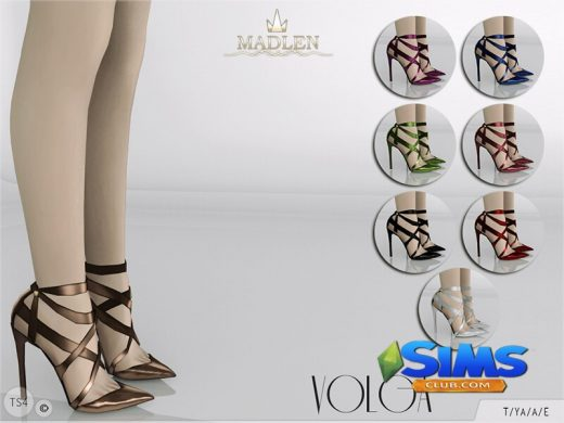Madlen Volga Shoes