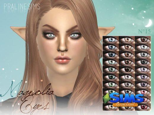 Magnolia Eyes