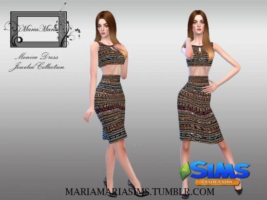 Maria Monica Dress