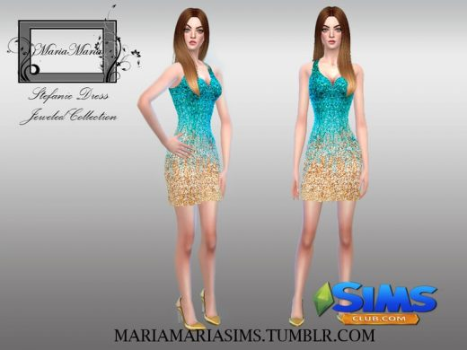 Maria Stefanie Dress