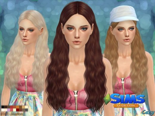 Marion - Female Hairstyle
