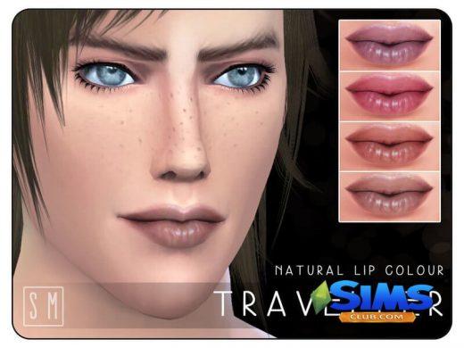 Natural Lip Colour