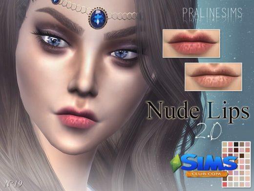 Nude Lips 2.0 Duo