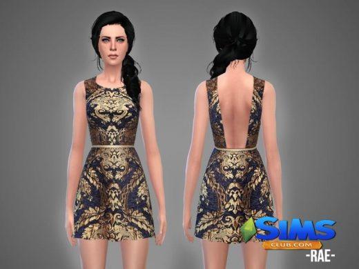 Rae - dress