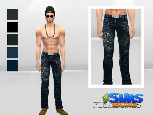 Rude Rocker Denim Jeans