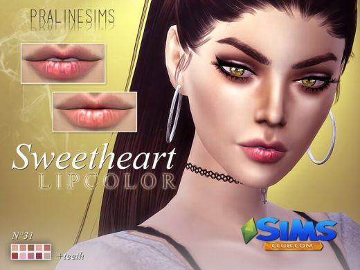Sweetheart Lipcolor N31