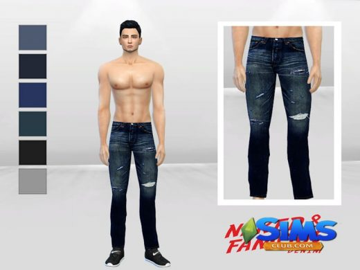 Thorn Prince Hipster Jeans