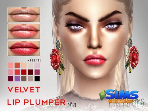 Velvet Lip Plumper N21