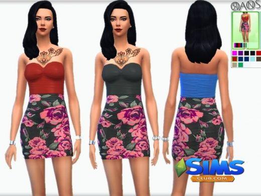 Atalie Party Dress