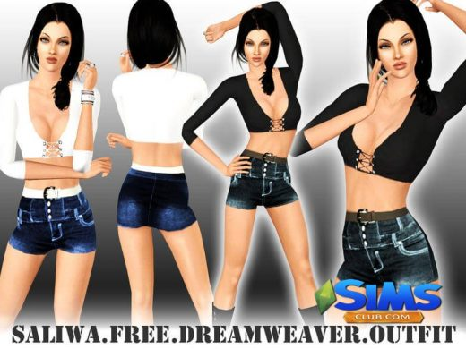 Dreamweaver Outfit