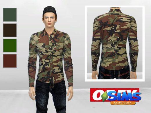 Field Assassin Camo Long Sleeve Shirt