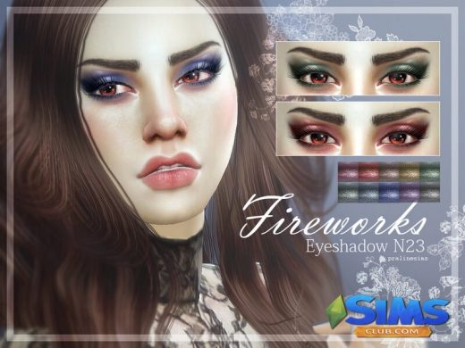 Fireworks Eyeshadow N23