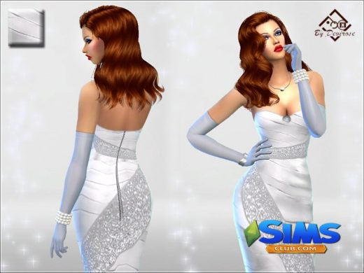 Glitter Chic Dress