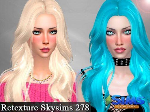 Hair Skysims 278