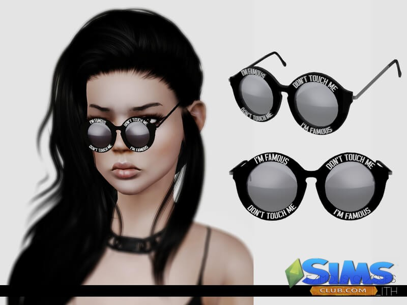 LeahLillith Famous Glasses