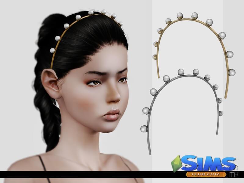 LeahLillith Pearl Headband