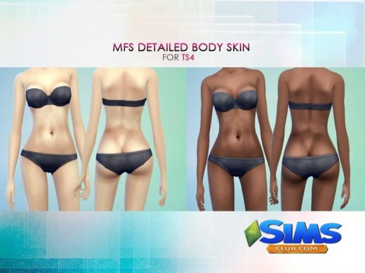 MFS Detailed Body Overlay