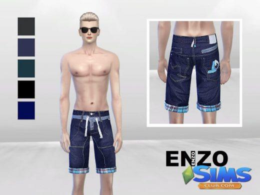 Men's Glow Shorts