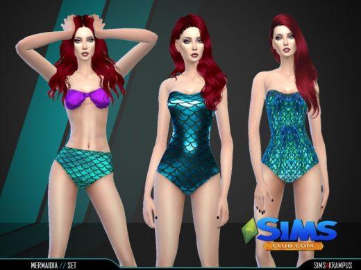 Mermaidia Set